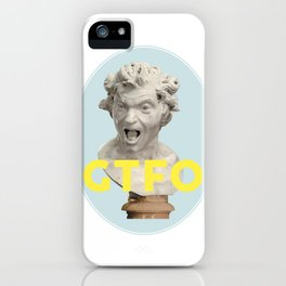 GTFO iPhone Case