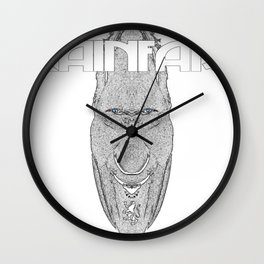 The Eyes Have it.  Wall Clock