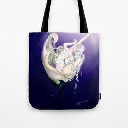 Flower fairy - Nursery Magic Fairy - Velveteen Rabbit Tote Bag