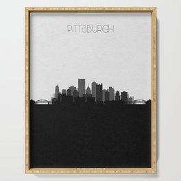 City Skylines: Pittsburgh (Alternative) Serving Tray