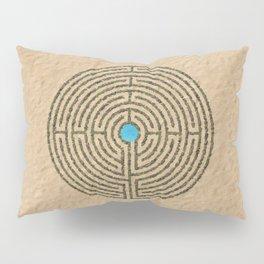 Maze of life Pillow Sham