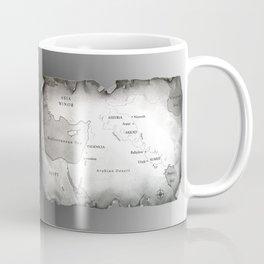 MAP OF MESOPOTAMIA Coffee Mug