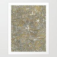 oz Art Prints featuring Oz by Jose Luis