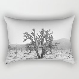 Joshua Trees in the Mojave Desert Rectangular Pillow