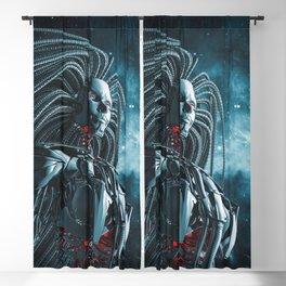 Beryllium Princess II Blackout Curtain