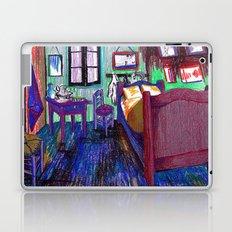 Gogh and I Laptop & iPad Skin