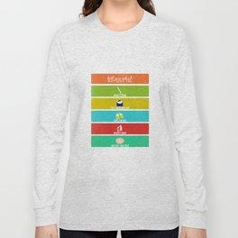 Cabin Pressure: Shut Your Face! Long Sleeve T-shirt