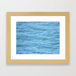The Calm Before the Violence Framed Art Print