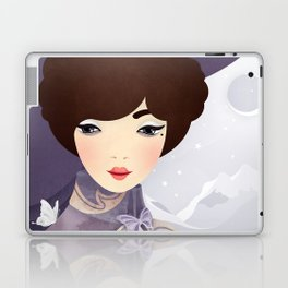 The Wings of the Dove Laptop & iPad Skin