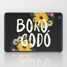Borogodó iPad Case