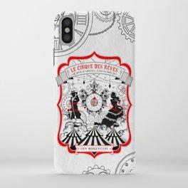 The Night Circus - light iPhone Case