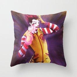 Hisoka McDonald Throw Pillow