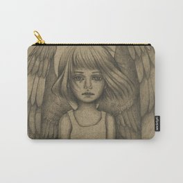 Wings Carry-All Pouch