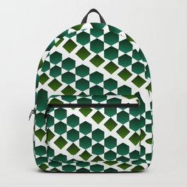 Green gems Backpack