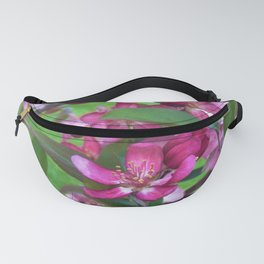 Profusion Crabapple 2 Fanny Pack
