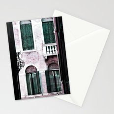 Green Shutters Stationery Cards