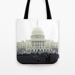 Our Nation's Capitol Tote Bag