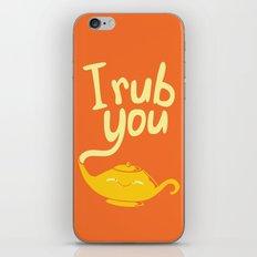 I rub you iPhone & iPod Skin