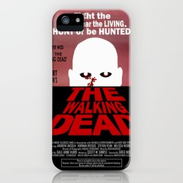 Dawn of the Walking Dead iPhone Case