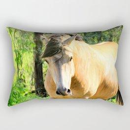Back On Track Rectangular Pillow