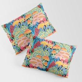 Fungi World (Mushroom world) - BKBG Pillow Sham