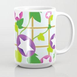 Vintage Japanese cool star pattern Coffee Mug