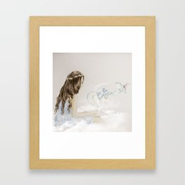 Be Creative Framed Art Print