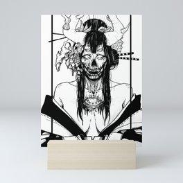 The All-Seer Mini Art Print