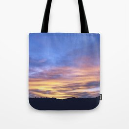 """Sunrise Horizon 2"" by Murray Bolesta Tote Bag"