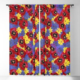 Cottage Gardens Blackout Curtain