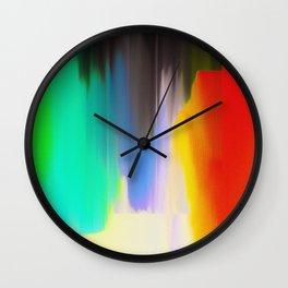 Dimension 3 Wall Clock
