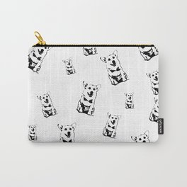 Welsh Corgi Dog Carry-All Pouch