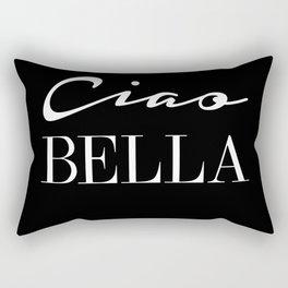 Ciao Bella Rectangular Pillow