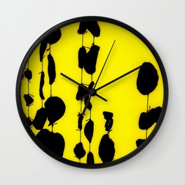14. Missing Pieces Wall Clock