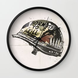 Full metal Jacket alternative Wall Clock
