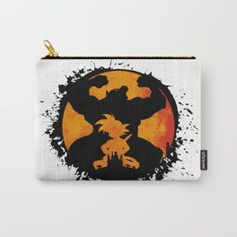 Goku Dragon Ball King Monkey Saiyan Primitive Carry-All Pouch