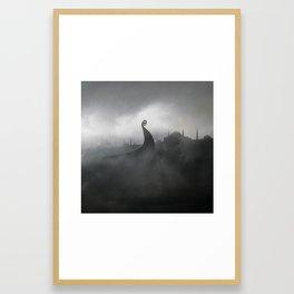 Miklagard Framed Art Print