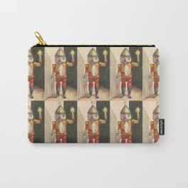 Nutcracker with a Candle and Bloody Sword Carry-All Pouch