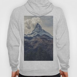 Distant Mountain Peak Hoody