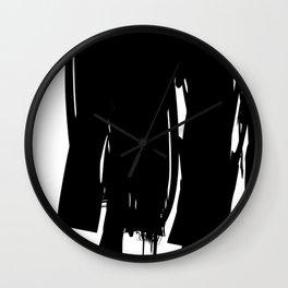Scratch Wall Clock