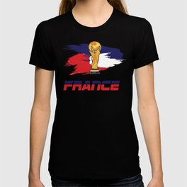 World cup France T-shirt