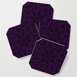 Eggplant Purple Coaster