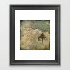 Sixteen Birds Framed Art Print
