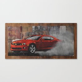 Smoke 'Em Canvas Print