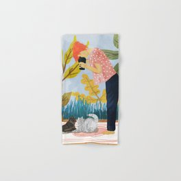 Saturday Afternoon Hand & Bath Towel
