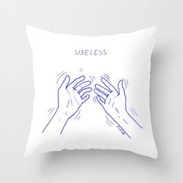 The Shakes Throw Pillow