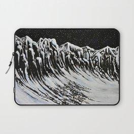 Starlit Cliffs Laptop Sleeve