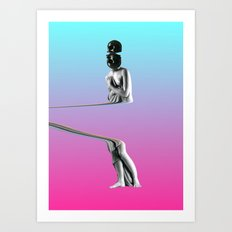 But does it float 2 Art Print