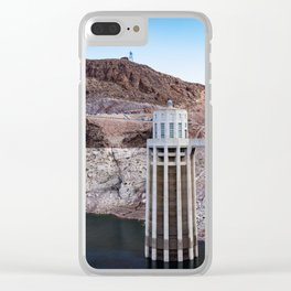 Hoover Dam I Clear iPhone Case