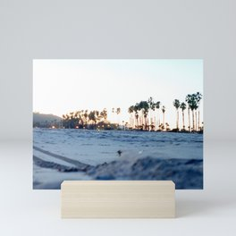 Beach Trail Mini Art Print